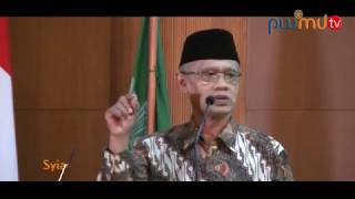 Dr. H. Haedar Nashir,  Pelopor Pembaharuan ke Indonesiaan