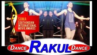 Rakul Preet Singh Dance Practice Session at SIIMA Awards 2016 |#TopTeluguMedia