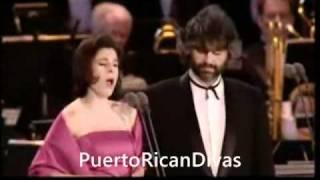Gambar cover Andrea Bocelli & Ana Maria Martinez La Traviata - Brindisi Verdi