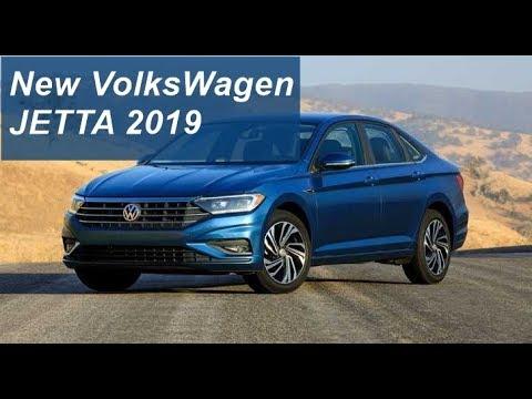 New VolkWagen Jetta 2019
