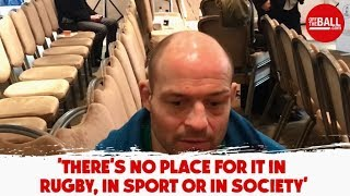Baixar Rory Best on Ulster Rugby's lifetime ban for fan after Zebo abuse |