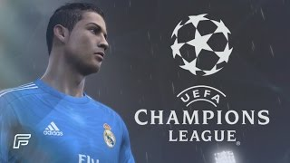 Cristiano Ronaldo - All 17 Champions League Goals 2013/14 (FIFA 14 Edit)