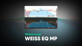 Weiss EQ MP Walkthrough  – Softube