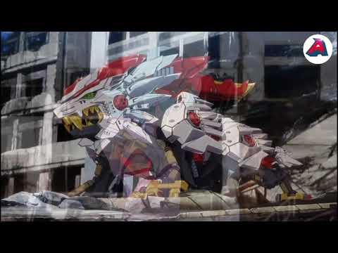 Zoids Series Battle Clips Youtube