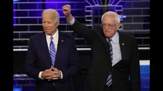SUPER TUESDAY Battle Preview: Biden and Bernie spar over revolutionary politics