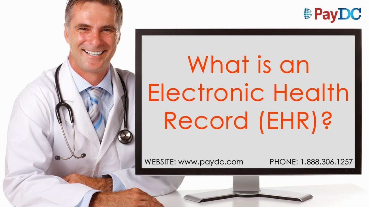 electroonic health record The healthcare industry is constantly evolving this includes the tools healthcare professionals utilize in order to provide quality patient care.