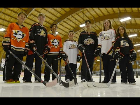 USA Hockey Model Association: Anaheim Ducks