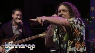 """Canadian Idiot"" - ""Weird Al"" Yankovic with Portugal. The Man - BLAM! LIVE | Bonnaroo365"