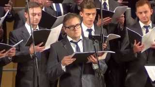 Хор Сретенского монастыря солист Андрей Кузнев Березовые сны
