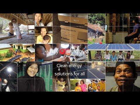 Sundaya Energy Guru promo -  Affordable solar power for all