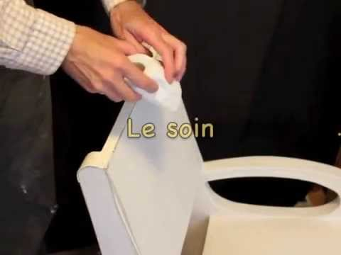 tutoriel pour faire un fauteuil en carton aux parois super minces youtube. Black Bedroom Furniture Sets. Home Design Ideas