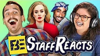 Staff Reacts