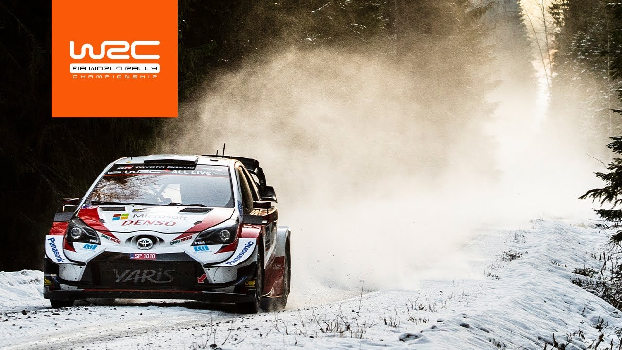 WRC - Rally Sweden 2020: WINNER Elfyn Evans