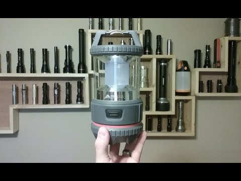 My Review Of The Ozark Trail 300 Lumen Led Lantern