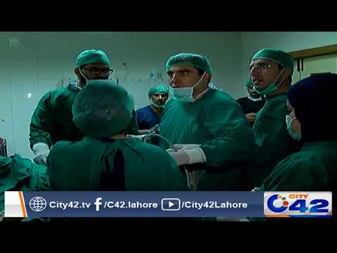 Obesity surgery in Shalamar hospital By Dr Maaz Ul Hassan