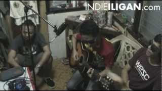 INDIE ILIGAN: Arc and For The Horde Dirty White Room Sessions 11-04-12
