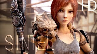 "Hollywood Short Animated Movie ""Sintel"" in HD 2017 