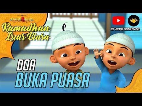 Upin & Ipin - Doa Buka Puasa [HD]