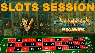 Slots & Table Compilation Session ~ Bonus Buys, Devils Wheel & more!