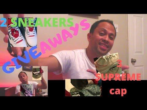giveaways-|-2-sneakers-|-3-supreme-cap-|