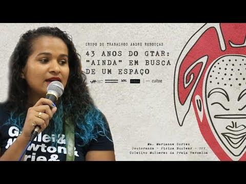 CULTNE DOC - Grupo de Trabalho André Rebouças - Flavia Rios from YouTube · Duration:  40 minutes 48 seconds