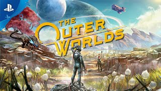 『The Outer Worlds』 プロモーションビデオ