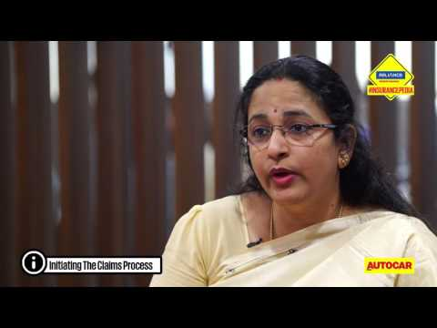 Motor Claims Process Explained by Head-Motor Claims of Reliance General Insurance