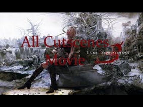 The 3rd Birthday All Cutscenes Movie {Full 1080p HD}