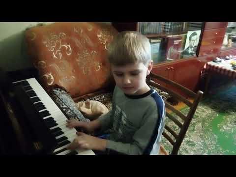 Музыка на пианино из фильма терминатор