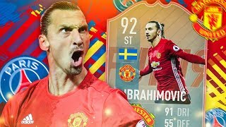 FIFA 19: FLASHBACK IBRAHIMOVIC Squad Builder BATTLE 🔥🔥