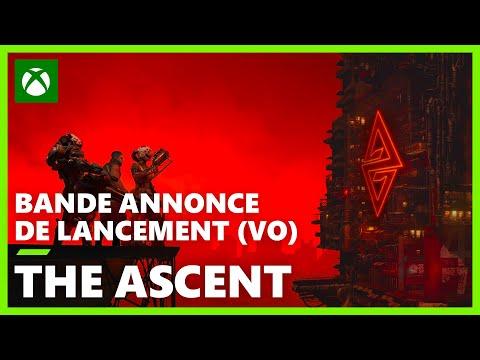 The Ascent - Bande annonce de lancement (VO) | Xbox