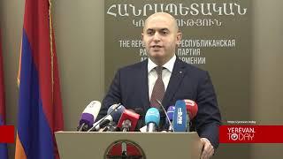 Քանի՞ գլխանի է ՀՔԾ-ն, որ Սերժ Սարգսյանին թույլ չտա երկրից բացակայել. Արմեն Աշոտյան