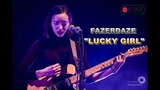 Fazerdaze - Lucky Girl (LIVE) Indonesia [HD]