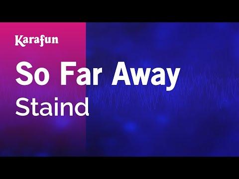 Karaoke So Far Away - Staind *