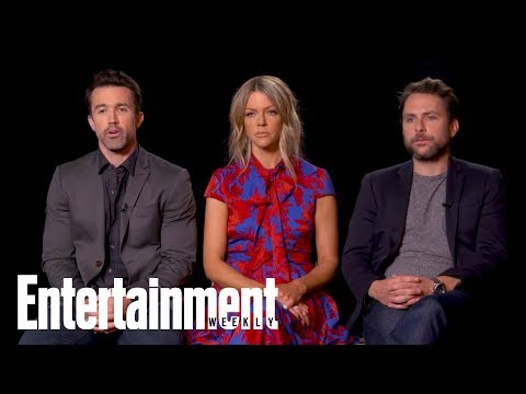 'It's Always Sunny' Stars On Dennis' Exit, Out Mac And More | Entertainment Weekly
