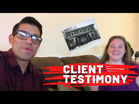 Another happy customer. We helped Danielle with her problem property.