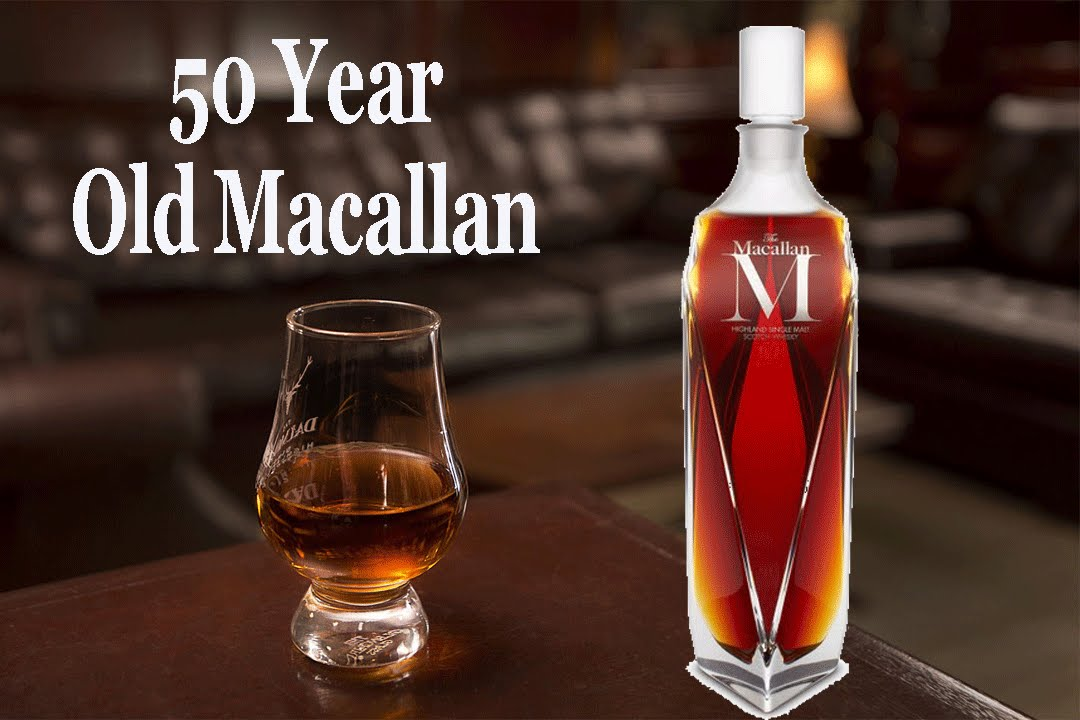 50 Year Old Whiskey >> 50 Year Old Macallan Scotch Whiskey