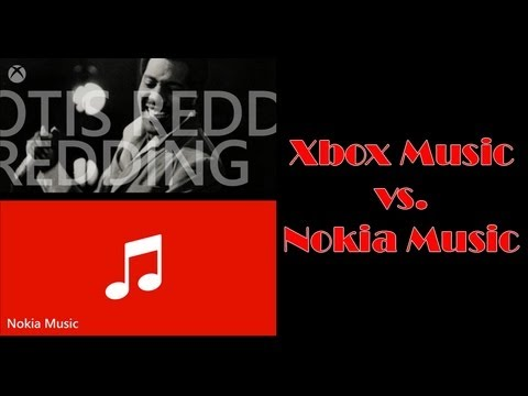 Nokia Music+ Vs. Xbox Music: They're Both Really Good