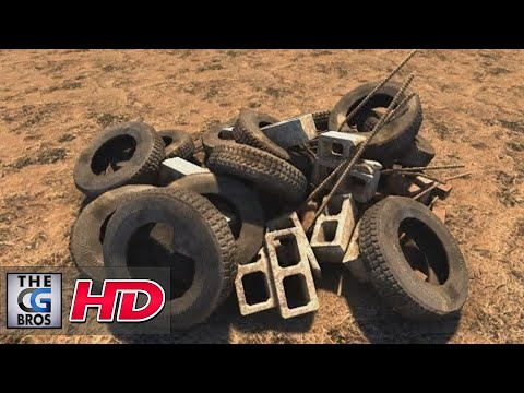 "CGI 3D Tutorial : ""Creating a Junk Pile with Physics"" - by 3dmotive"