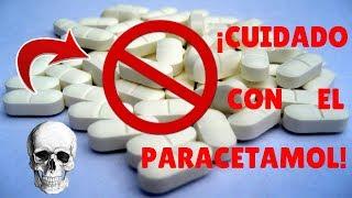 5 EFECTOS NEGATIVOS que se producen al consumir PARACETAMOL | C.S.G Tops