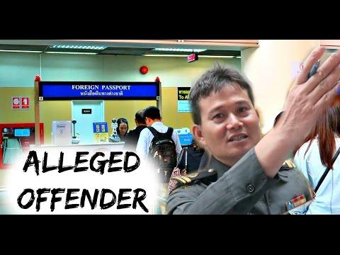 OVERSTAYED MY VISA IN THAILAND | ALEC MERLINO