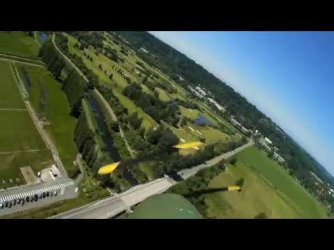 RC flying at 60 Acres Park