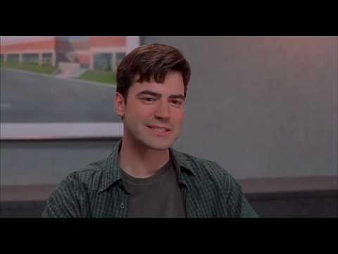 Peter Kills Interview with Bobs - Office Space (1999) Movie Clip HD