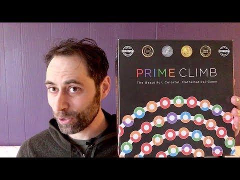 Prime Climb Color Explanation Video