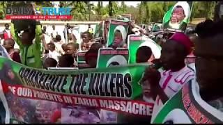 Release our father, El-Zakzaky's children beg Buhari, Malami