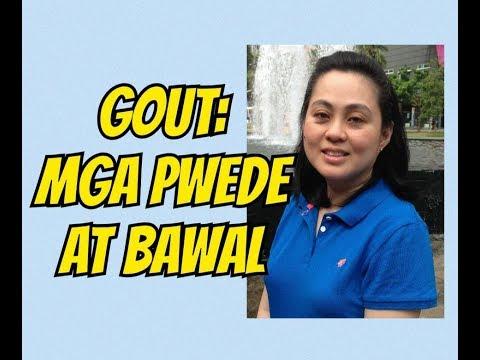 Gout: Mga Pwede At Bawal Kainin - Payo Ni Doc Liza Ong #269