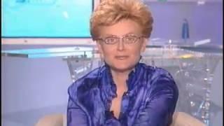 Программа Здоровье с Еленой Малышевой 2006 г. -  Зрение и Зубы