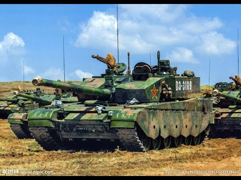 China's large tank manufacturing plant