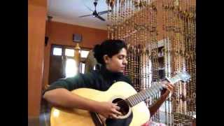 Do Dil Mil Rahe Hai Fingerstyle Guitar arrangement