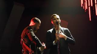 Hurts - Somebody To Die For Columbiahalle Berlin 15.11.2017